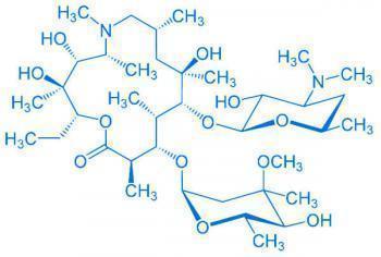 Азитрокс действующее вещество