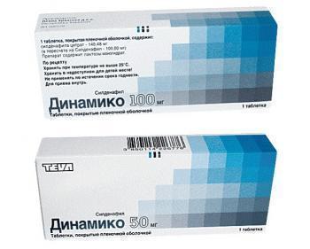 Динамико – инструкция по применению таблеток, отзывы, цена препарата