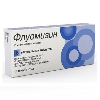 Флуомизин – инструкция по применению, действующее вещество, дозировка, противопоказания и отзывы