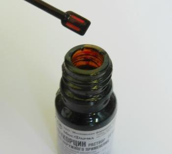 Фукорцин - инструкция по применению