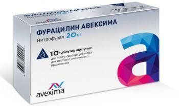 Фурацилиновый спирт для ушей - инструкция по применению 2019