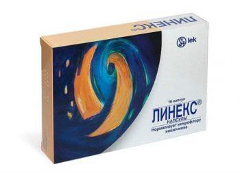 Лекарственный препарат линекс