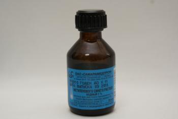 Раствор метиленовый синий применение при ангине