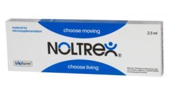 Лечение суставов нолтрекс