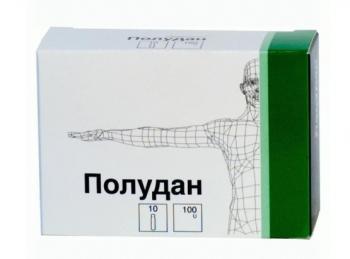 Инструкция по применению назальных капель Полудан для взрослых и детей аналоги