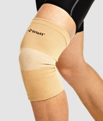 Бандаж на колено MKN-103 эластичный
